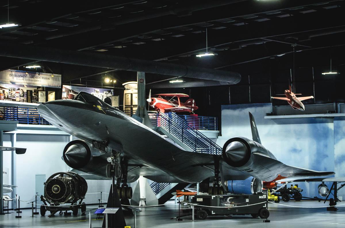 SR-71A