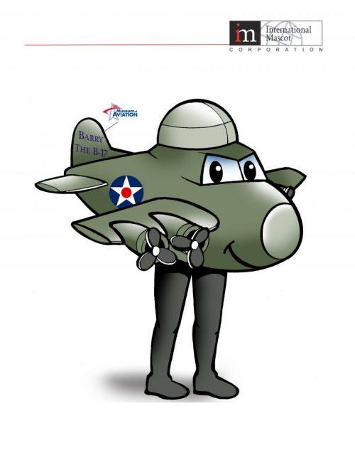 barry-the-b-17-mascot-design
