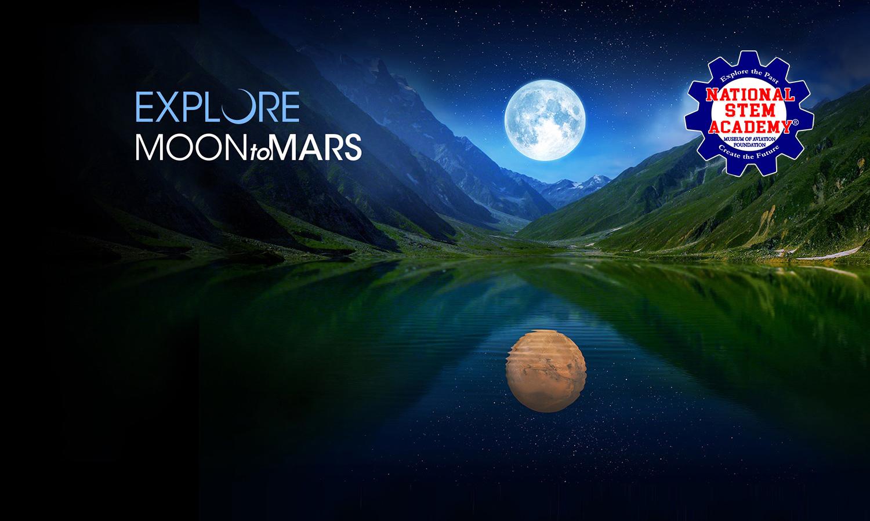 GA NASA STEM CONFERENCE